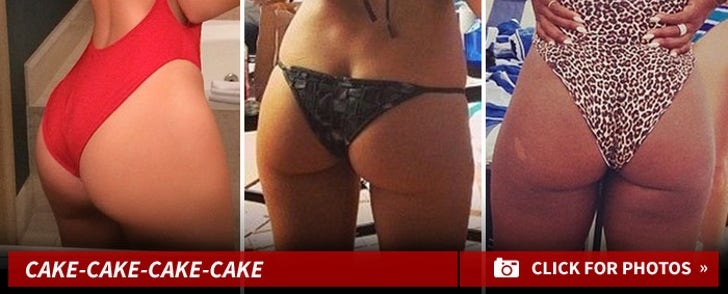 Celebrity Butts -- Guess Who!