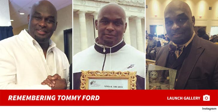 Tommy Ford Photos