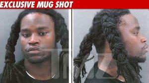 Denver Broncos Star -- The Dreaded Mug Shot