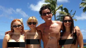 Charlie Sheen -- New 'Angels' Identified ... Hardcore Porn Vets