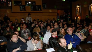 'The Interview' -- We Will Not Be Silenced ... Flick Plays at Silent Movie House