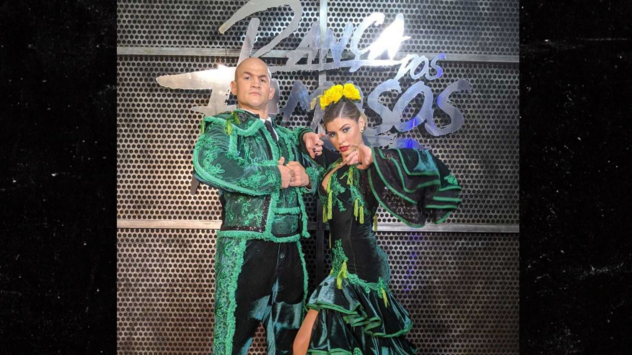 UFC's Junior Dos Santos Eliminated From Brazil's 'DWTS,' Made Final 5!