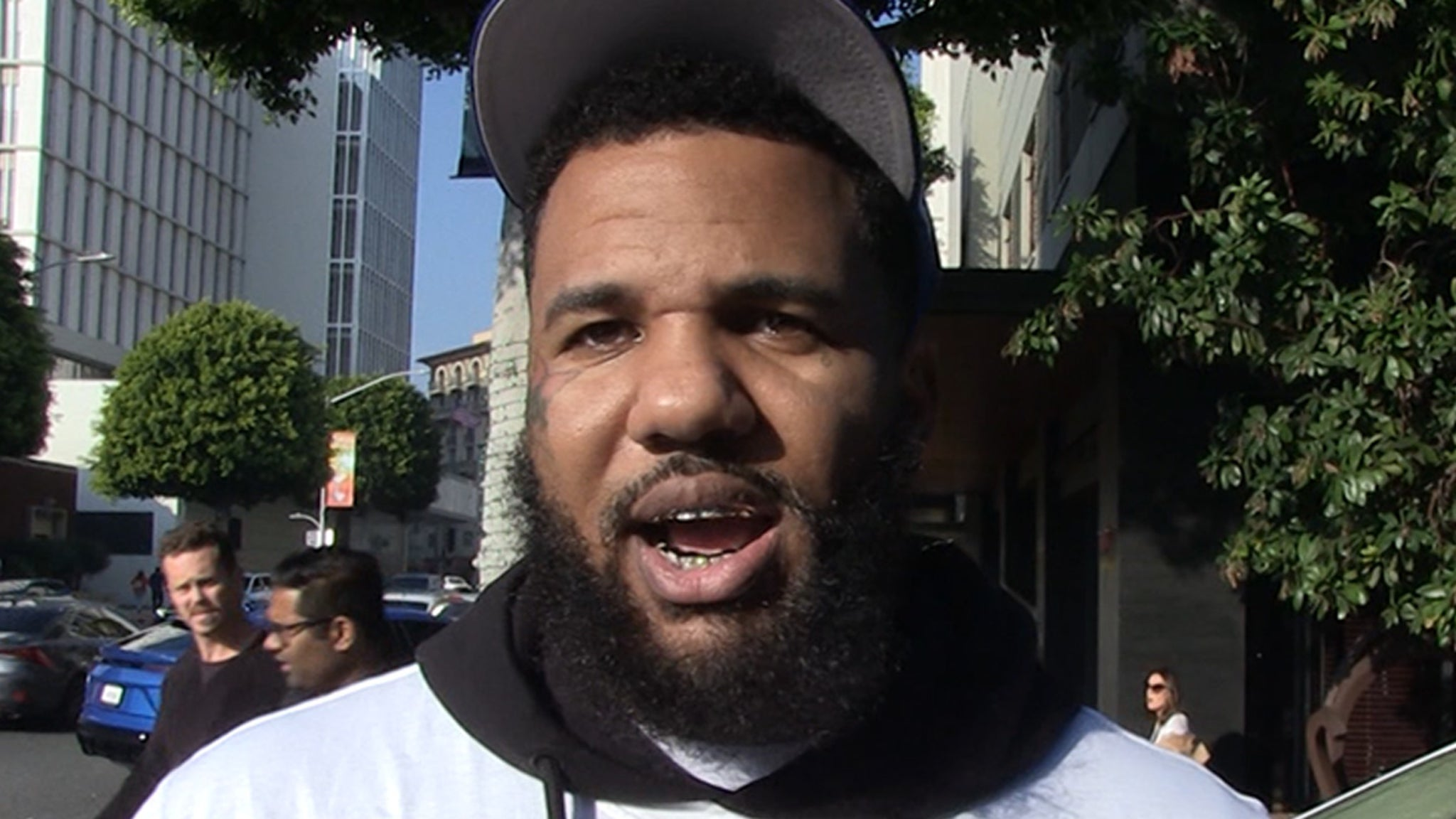 The Game Says He's Digging into Oprah's Documentary Due to 50 Cent