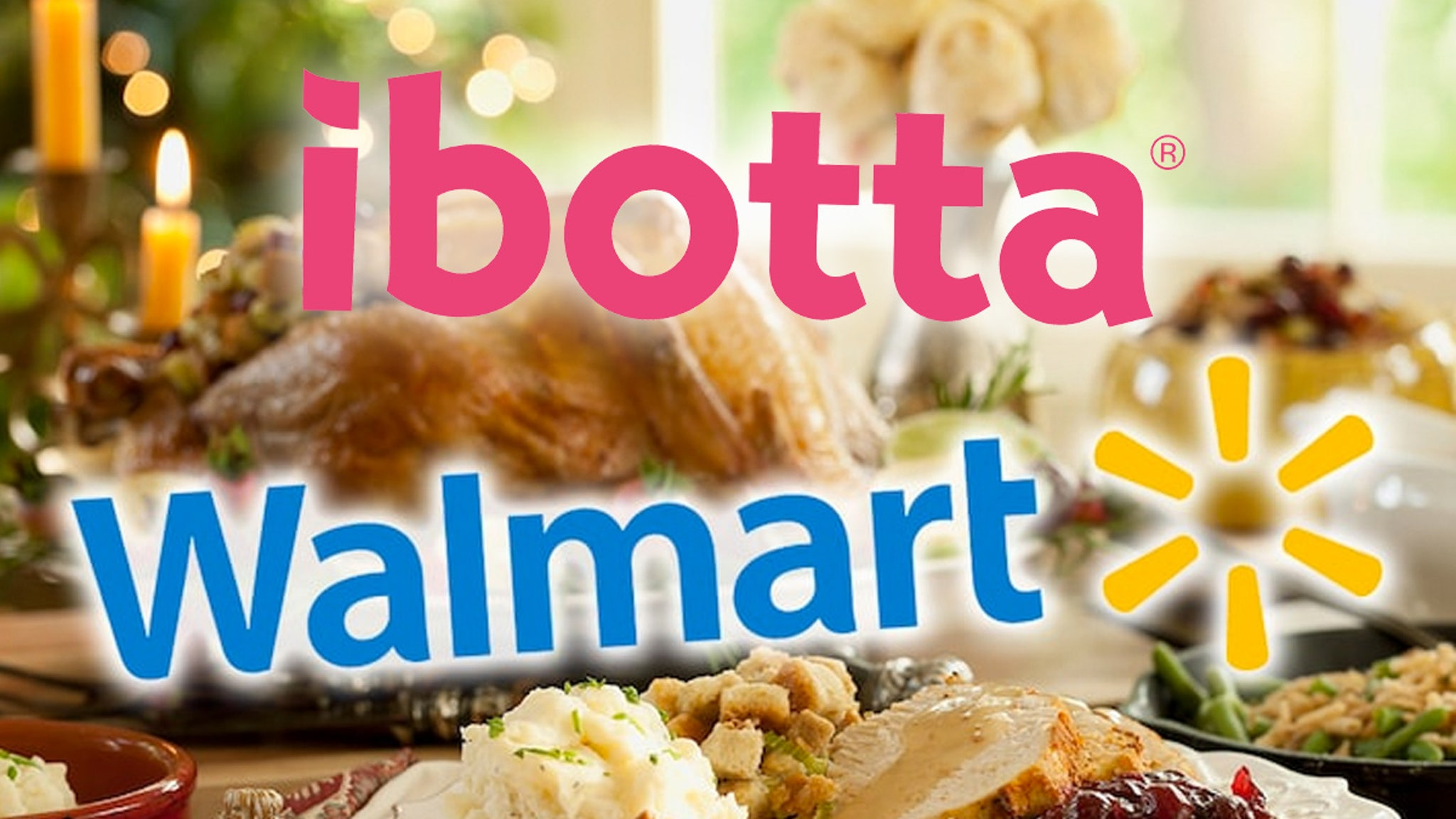 Ibotta Free Thanksgiving Dinners For All ... Just Shop at Walmart!!!