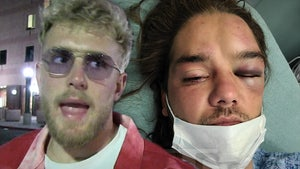 Jake Paul Sued By Man Claiming He Got Beat Up at House Party