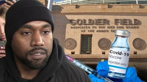 Kanye West's 'Donda' Event in Chicago Only Results in 13 Vaccinations