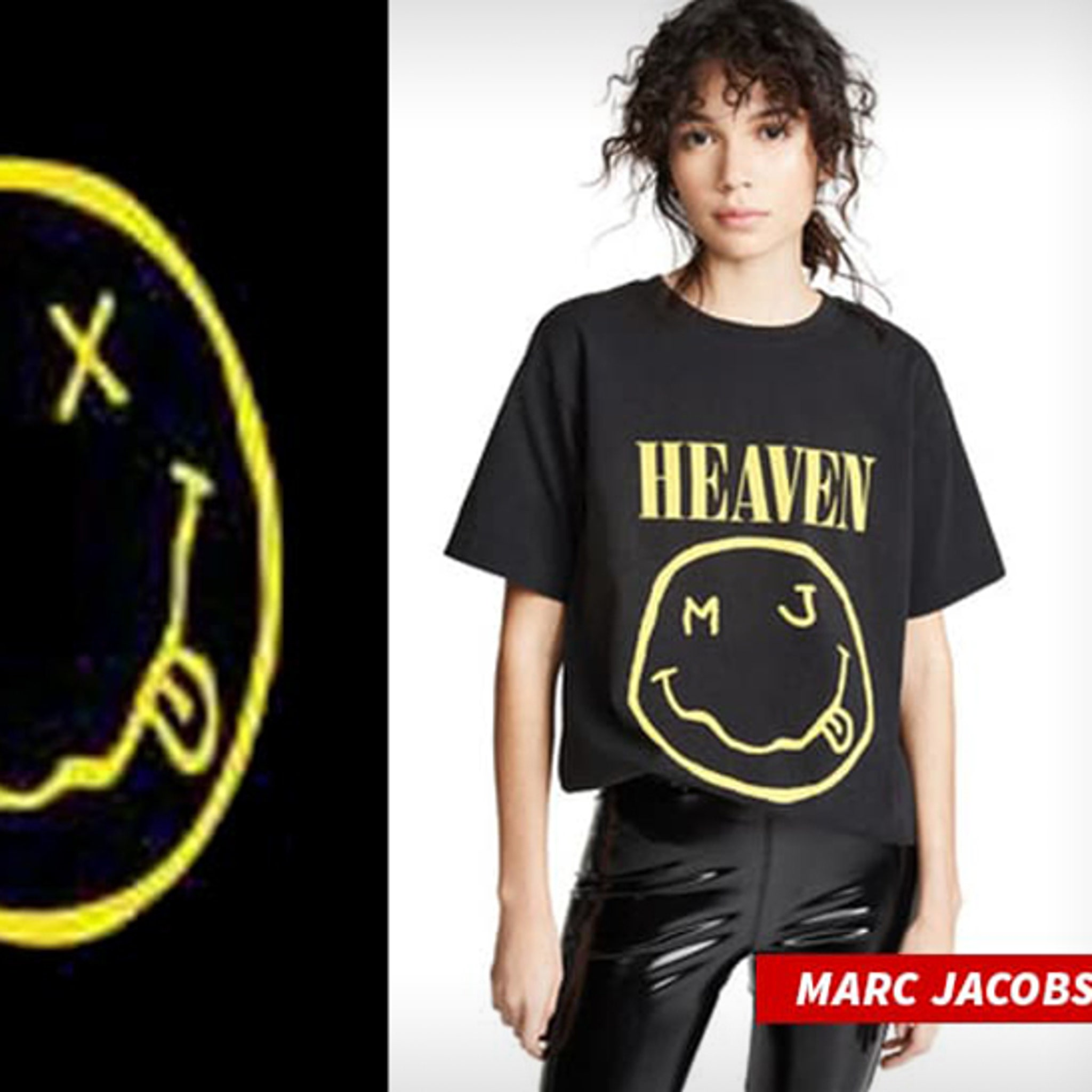 f5ca27b657a29 Nirvana Sues Marc Jacobs for Stealing Smiley Face Design