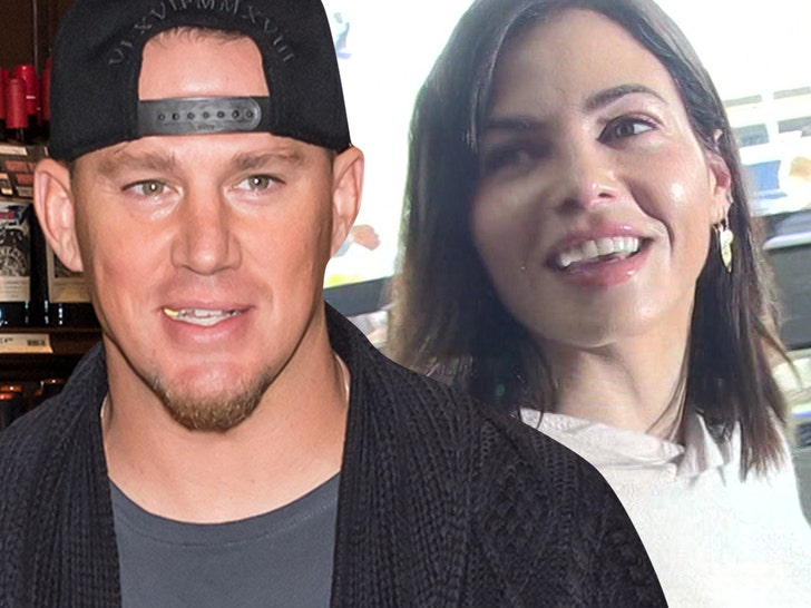 Channing Tatum and Jenna Dewan's divorce is official