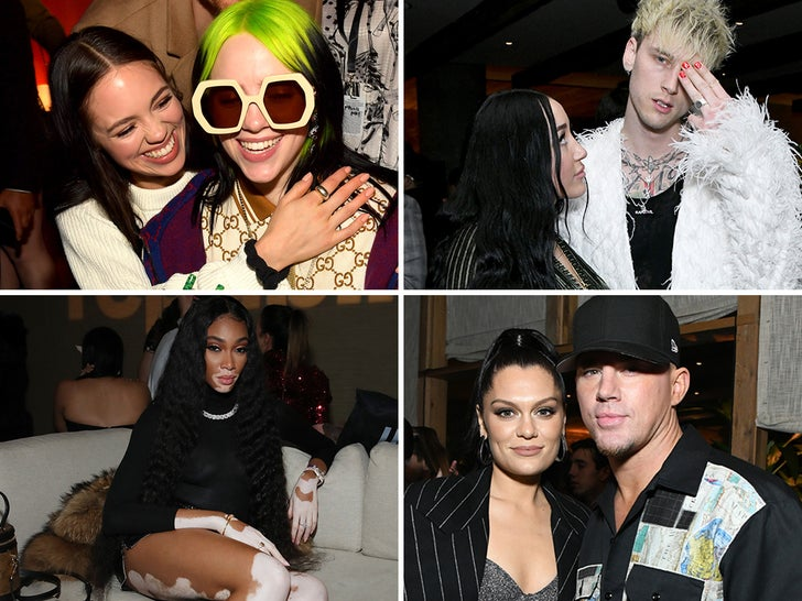 Inside The 2020 Grammys After-Parties