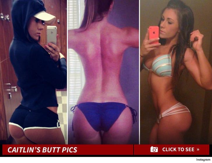 Caitlin Rice's Instagram Butt