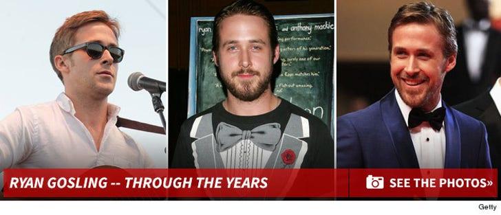 Stare at Ryan Gosling