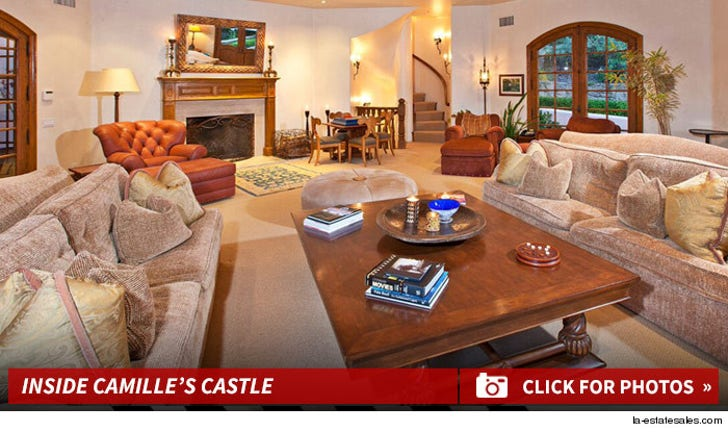 Camille Grammer's Estate Sale Photos