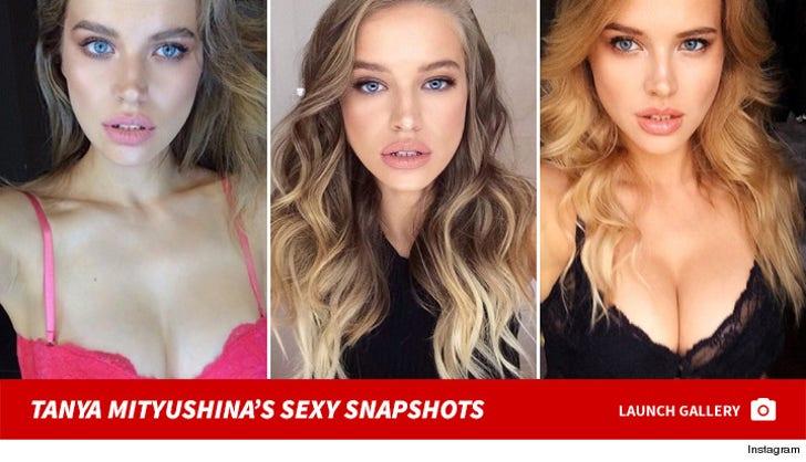 Tanya Mityushina's Sexy Snapshots