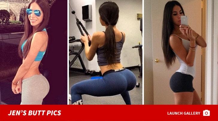 Jen Selter's Yoga Booty