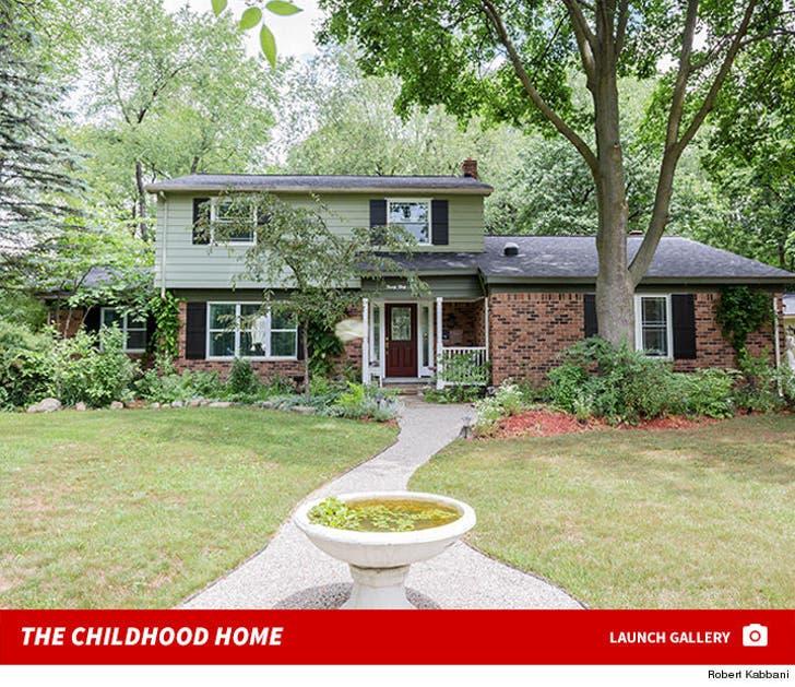 Madonna's Childhood Home