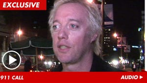 Jani Lane 911 -- Nobody Wants to Touch the Body