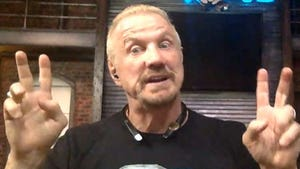 David Arquette's Chasing Redemption After WCW Disaster, Says Diamond Dallas Page