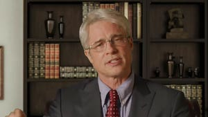 Brad Pitt Hilariously PLAYS Dr. Anthony Fauci on SNL
