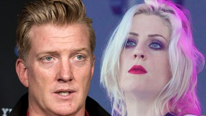 Queens of the Stone Age Singer Josh Homme Gets Restraining Order