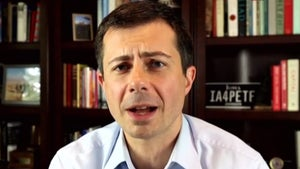 Pete Buttigieg Says Trump Using Marines at RNC Hurts His Heart
