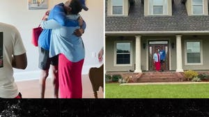 NFL Rookie DeVonta Smith Buys Mom New House, 'You Are The Absolute World'