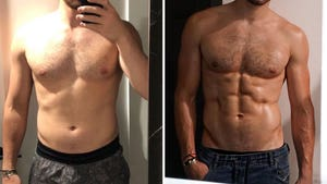 Incredible Celebrity Transformation Bods
