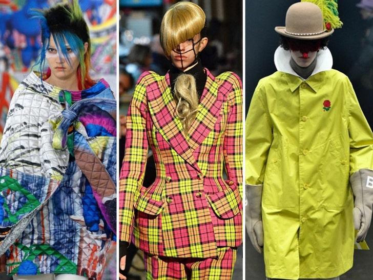 WTF Looks From 2019 Paris Fashion Week