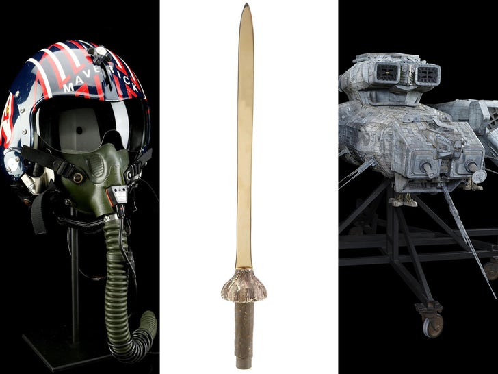 Prop Store Auctions Off Awesome Movie Memorabilia