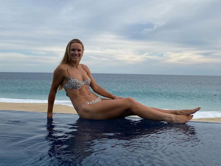 Caroline Wozniacki's Hot Shots