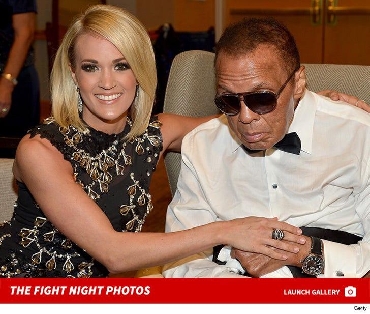 Muhammad Ali's Celebrity Fight Night