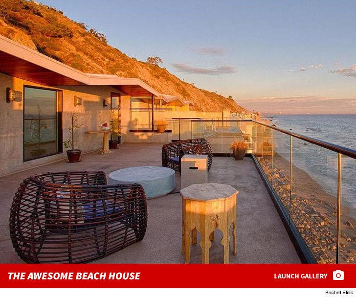 Christian Yelich Buys Awesome Malibu Beach House