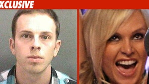 'Real Housewives' Son Arrested