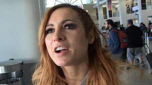 Becky Lynch Shades Rob Gronkowski Over WWE Future