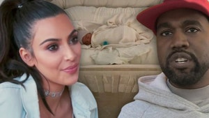 Psalm West to Start His Own Business at 14 Days Old