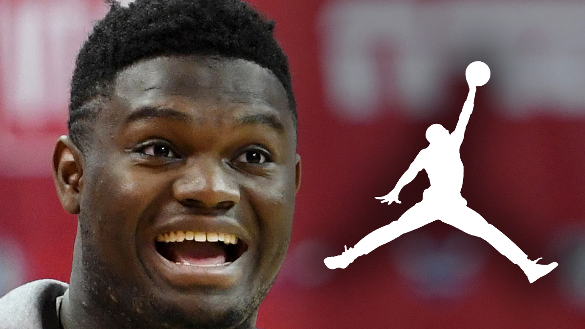 Zion Williamson Signs With Nike's