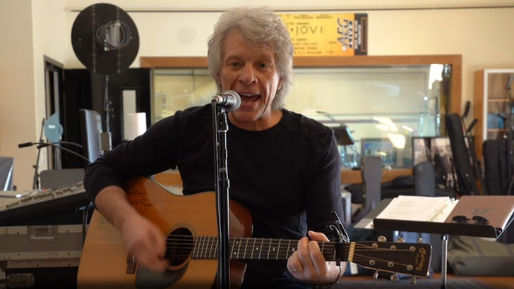 Jon Bon Jovi Writes First Verse To Song And Asks You to Finish It - EpicNews