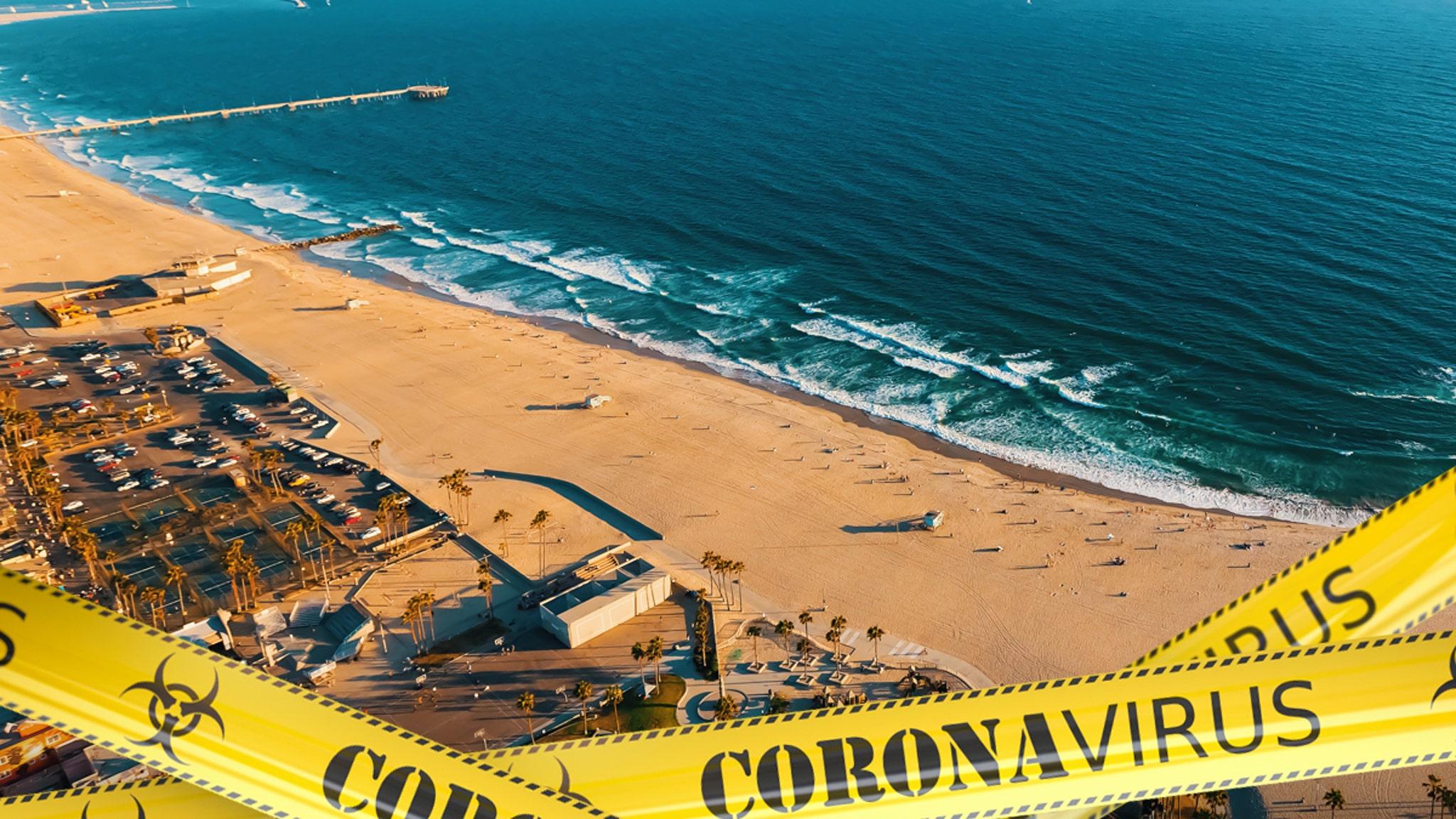 Coronavirus Risk High in Ocean and at Beaches, Scientist Warns