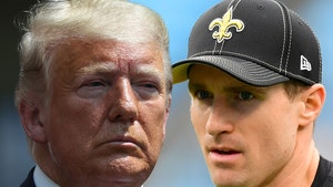 Drew Brees Responds to Donald Trump, Stop Focusing on Flag and Help Black People