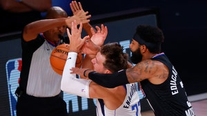 Clippers' Marcus Morris Fined by NBA For Hard Foul on Luka Doncic During Game 6