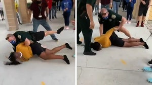 Florida Cop Slams Female Student to Ground, Knocks Her Out