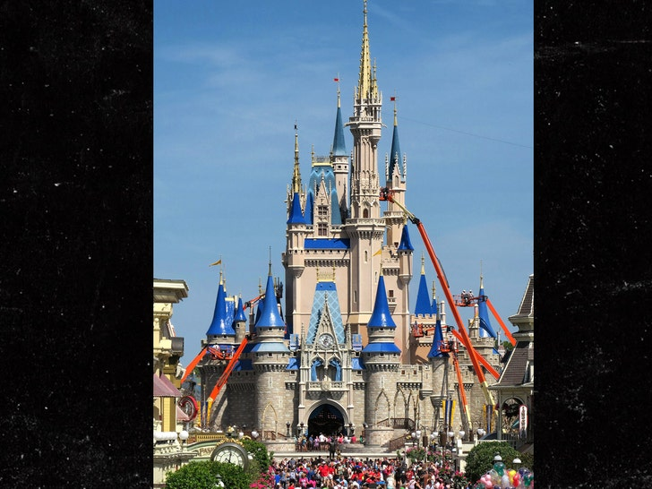 34-Year-Old CA Man Dies of Coronavirus, Recently Visited Disney World - EpicNews