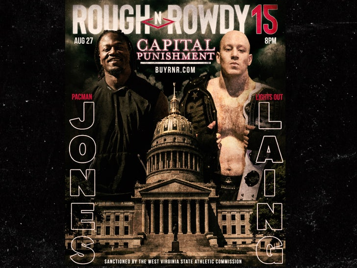 rough and rowdy 15