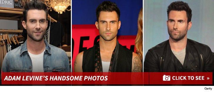 Adam Levine -- Through The Years