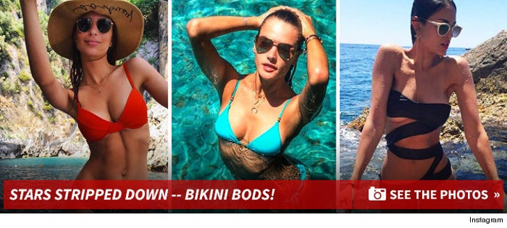 Stars Stripped Down -- Bikini Bods!