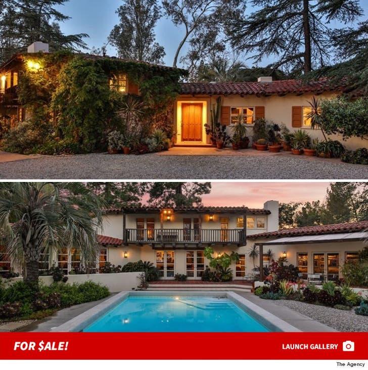 Willard Huyck -- Hollywood Director Selling Home