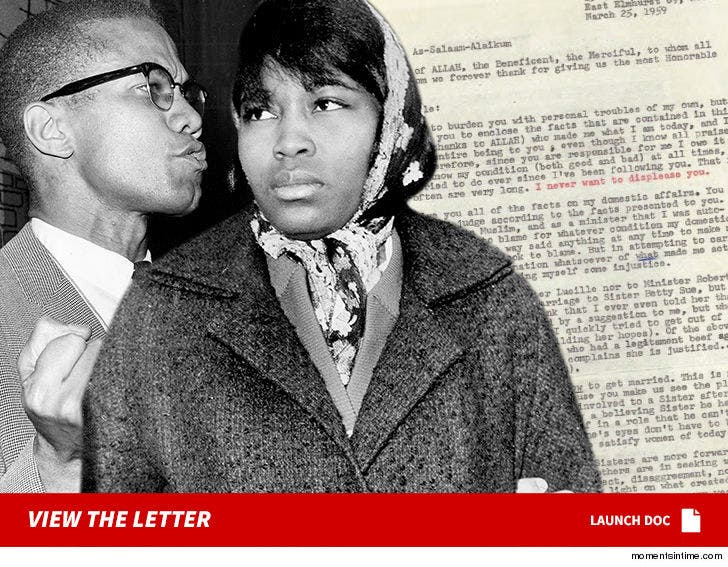 Biography – Malcolm X