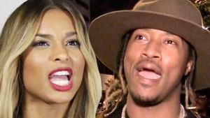 Ciara Wants to Force Future into Mediation Over Son's Travel Schedule