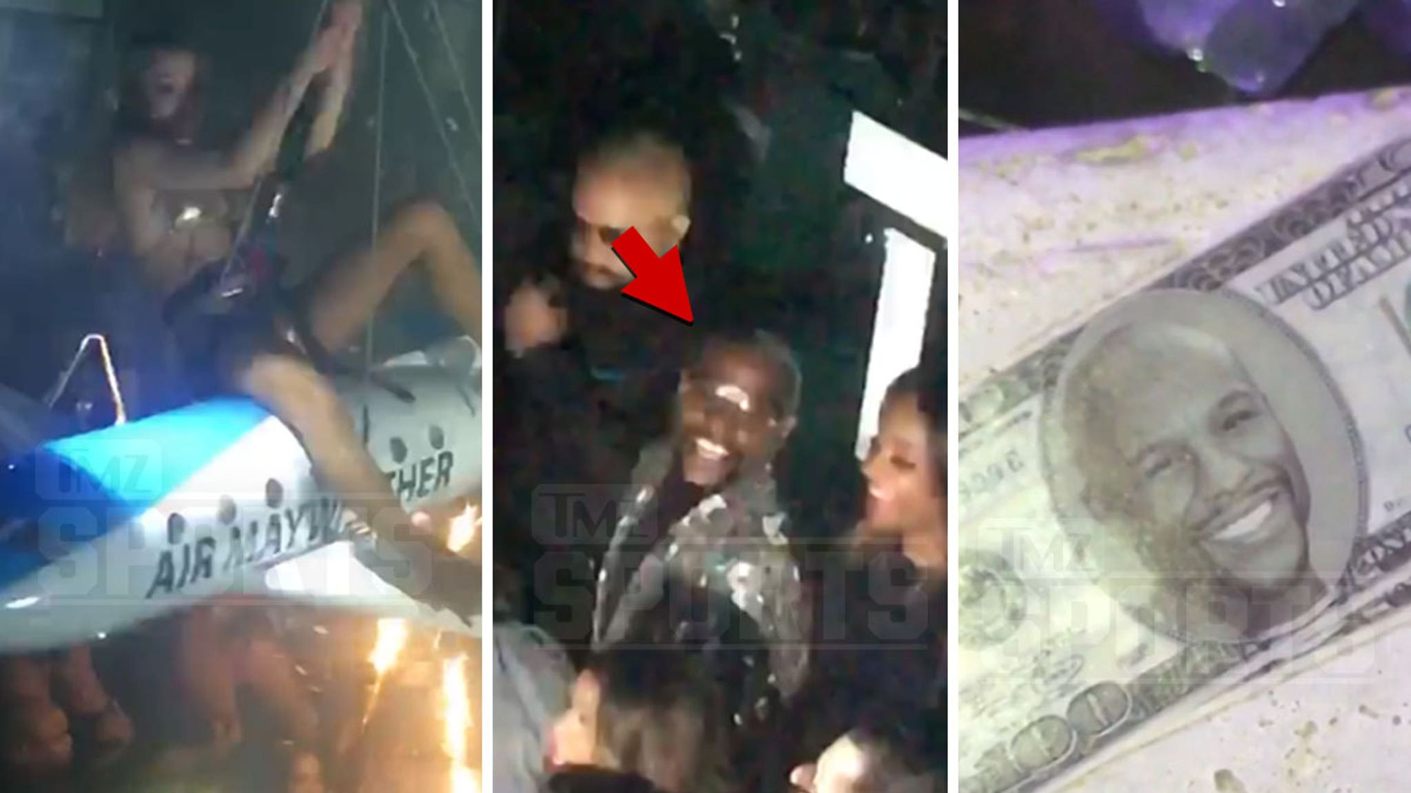 Floyd Mayweather Celebrates 43rd Birthday with Lots of Celebs