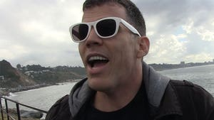 Steve-O Says Coronavirus Cancellations Helping Him Book Gigs, Has No Worries