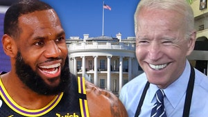 LeBron James Says He'll Visit White House After Biden Wins Presidency